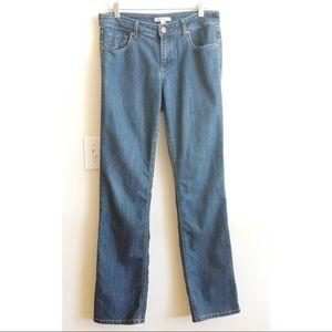 CAbi Jeans Classic Ruby Lou Lou Dark Wash Size 10